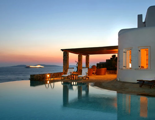 Holiday Let Apartment To Rent In Mykonos Greece