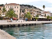 The waterfront in Nafplio