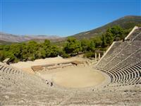 Theatre of Epidavros Nearby