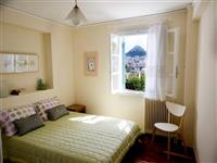 Double bedroom with views of Lycabettus Hill