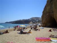 Fishermans Beach, Albufeira