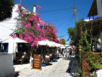 Antiparos High Street