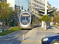 The Athens tram