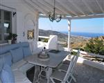 Villa for 6 to 8 with sea views