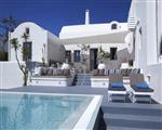 Santorini villa with private pool for up to 12